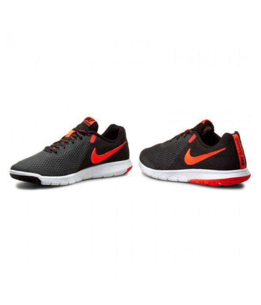 54342409cc0c Nike Flex Experience RN 5 Black Running Shoes - Buy Nike Flex ...