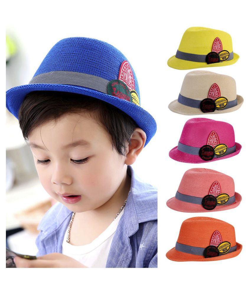 Summer Baby Hat Cap Children Breathable Hat Show Kids Hat Boy Girls Hats  Caps: Buy Online at Low Price in India - Snapdeal