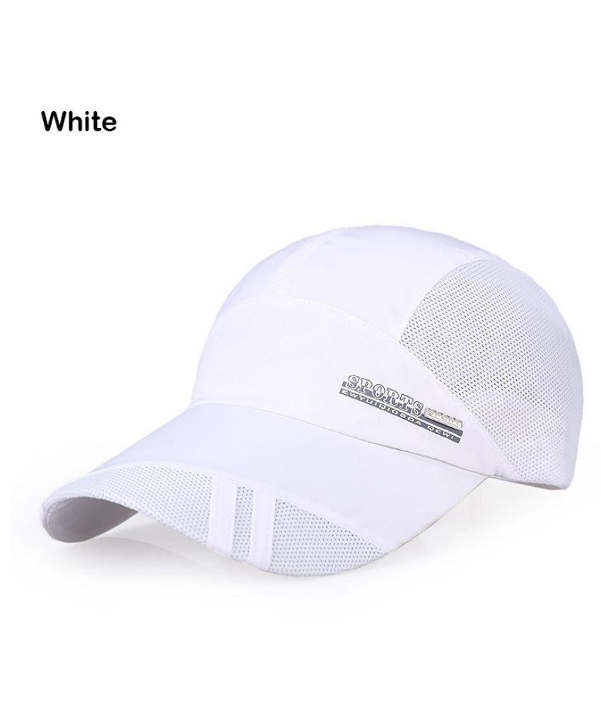 ... 8 Colors Men Women Adjustable Sport Running Caps Outdoor Peaked Cap  Summer Sun Hat Breathable Mesh ... 25f25600ec68