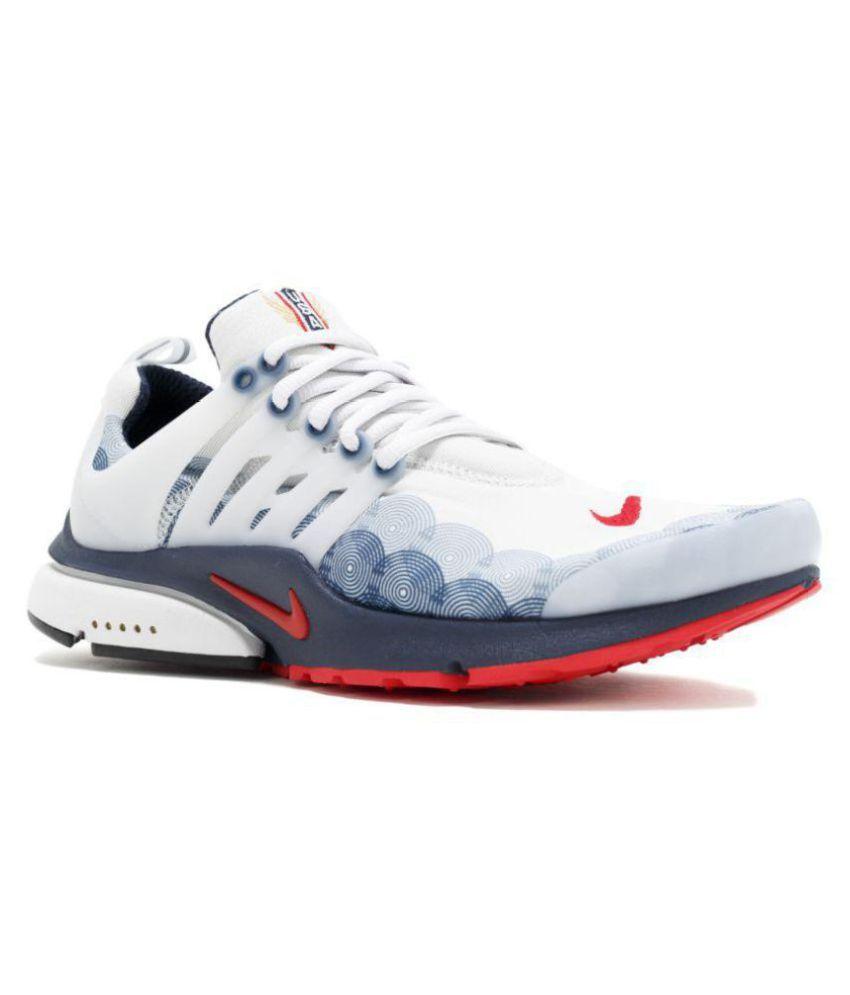 ac5c8212f08f Nike Nike Air Presto Olympic USA White Running Shoes - Buy Nike Nike ...