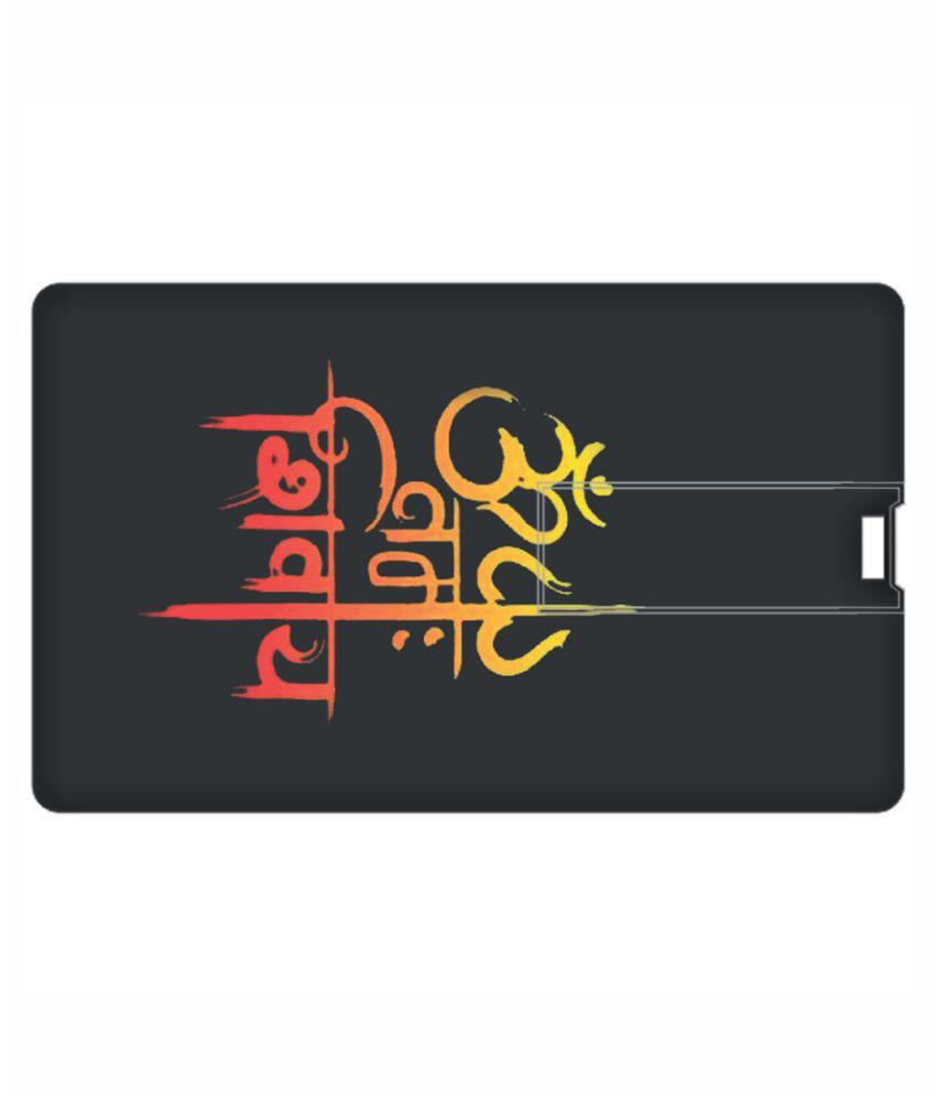 Printland 32GB USB 2.0 Fancy Pendrive Single