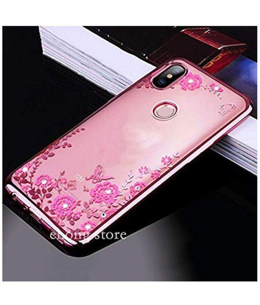 first rate 04e9d cff1b Xiaomi Redmi Y2 Soft Silicon Cases FONOVO - Rose Gold