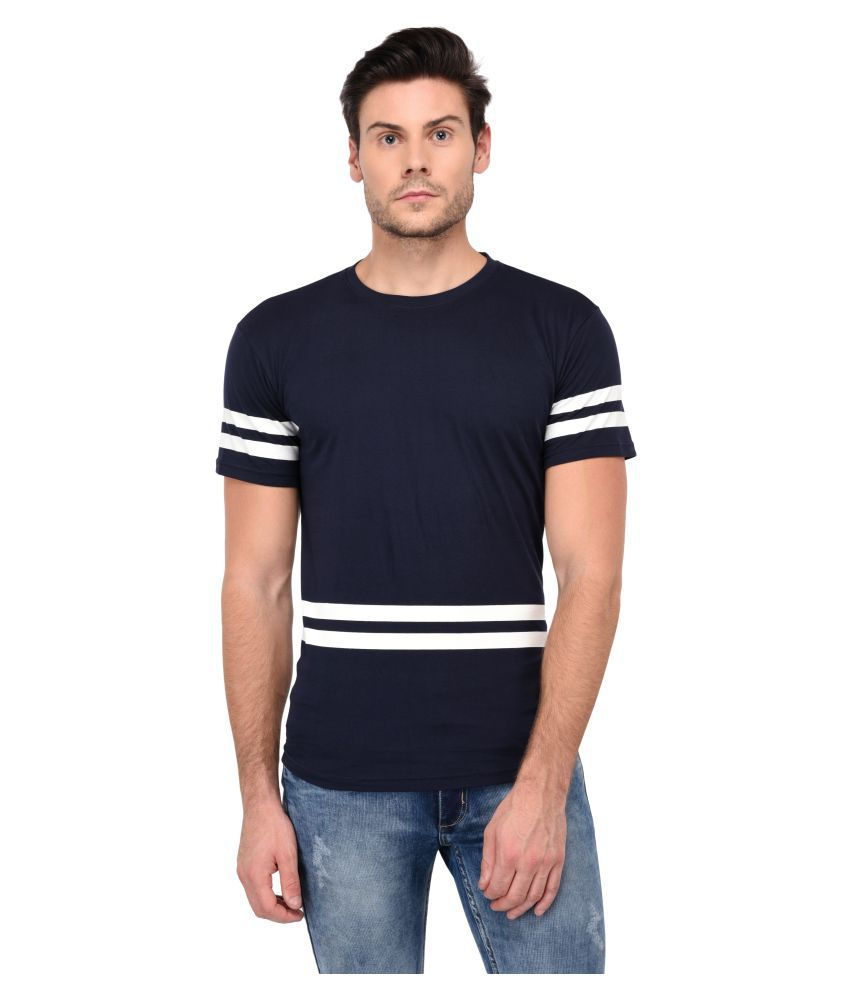 Trends Tower Navy Round T-Shirt