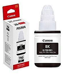 canon pixma 790 ink Black pack of 1