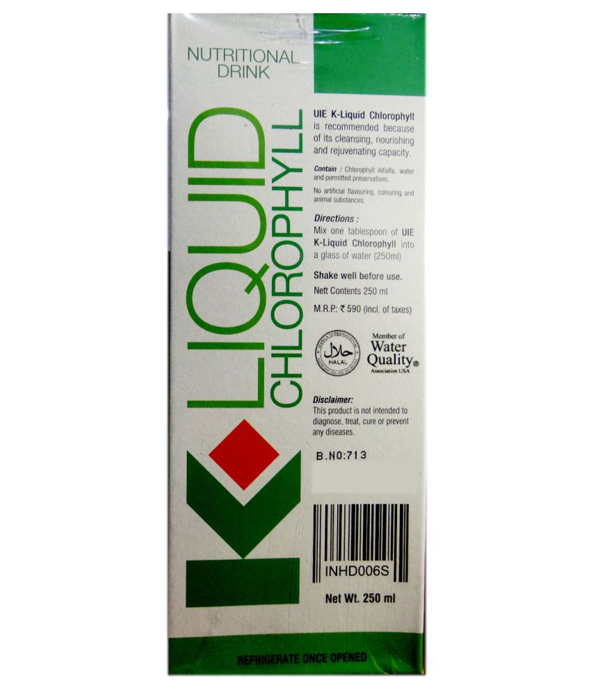 Kliquid Cloropyl Daftar Harga Terbaru Indonesia Terlengkap Klink Klorofil Chlorophyll 500ml K Link Liquid Syrup 500 Ml