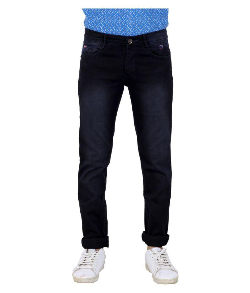 POSH EXCLUSIVE FOR MEN Blue Straight Jeans