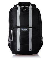Safari Black Highway Backpack