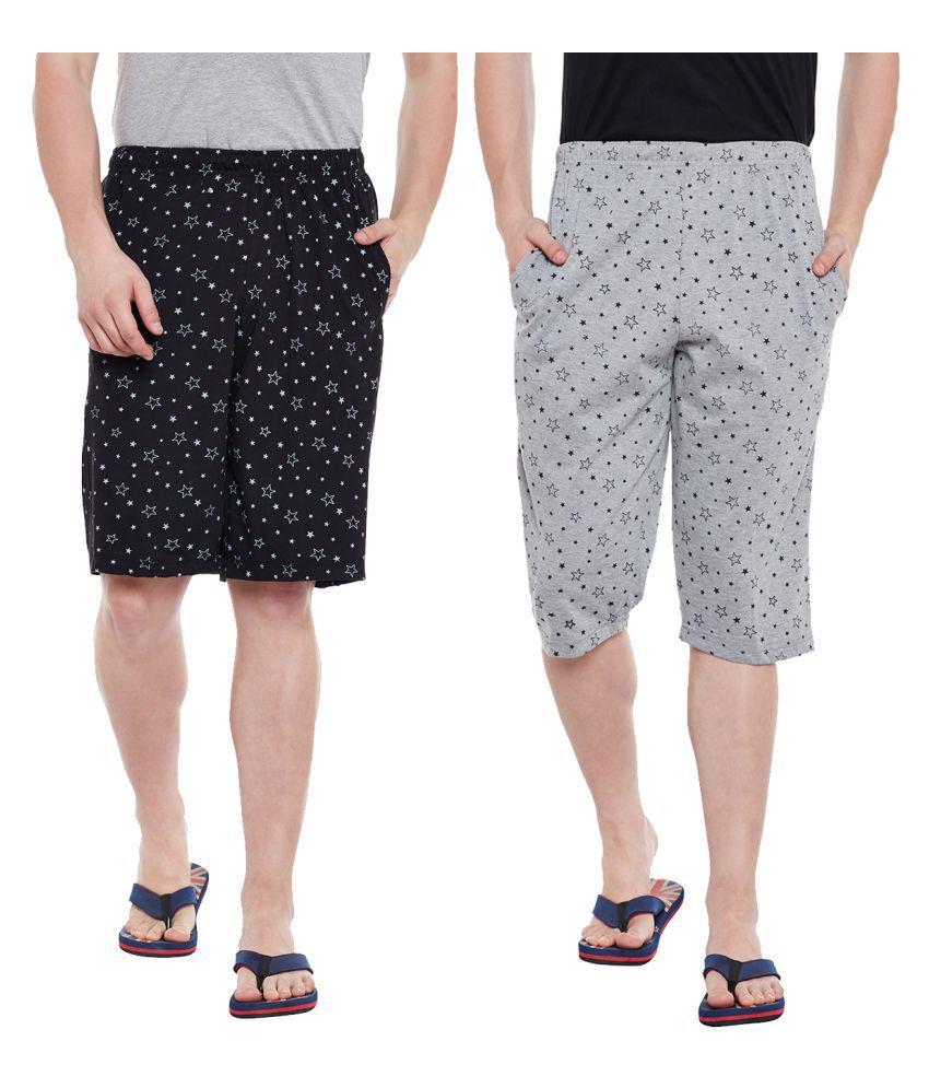 Vimal Jonney Multi Shorts