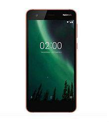 Nokia 2 (Copper, 8GB) - 4100 mAh Battery