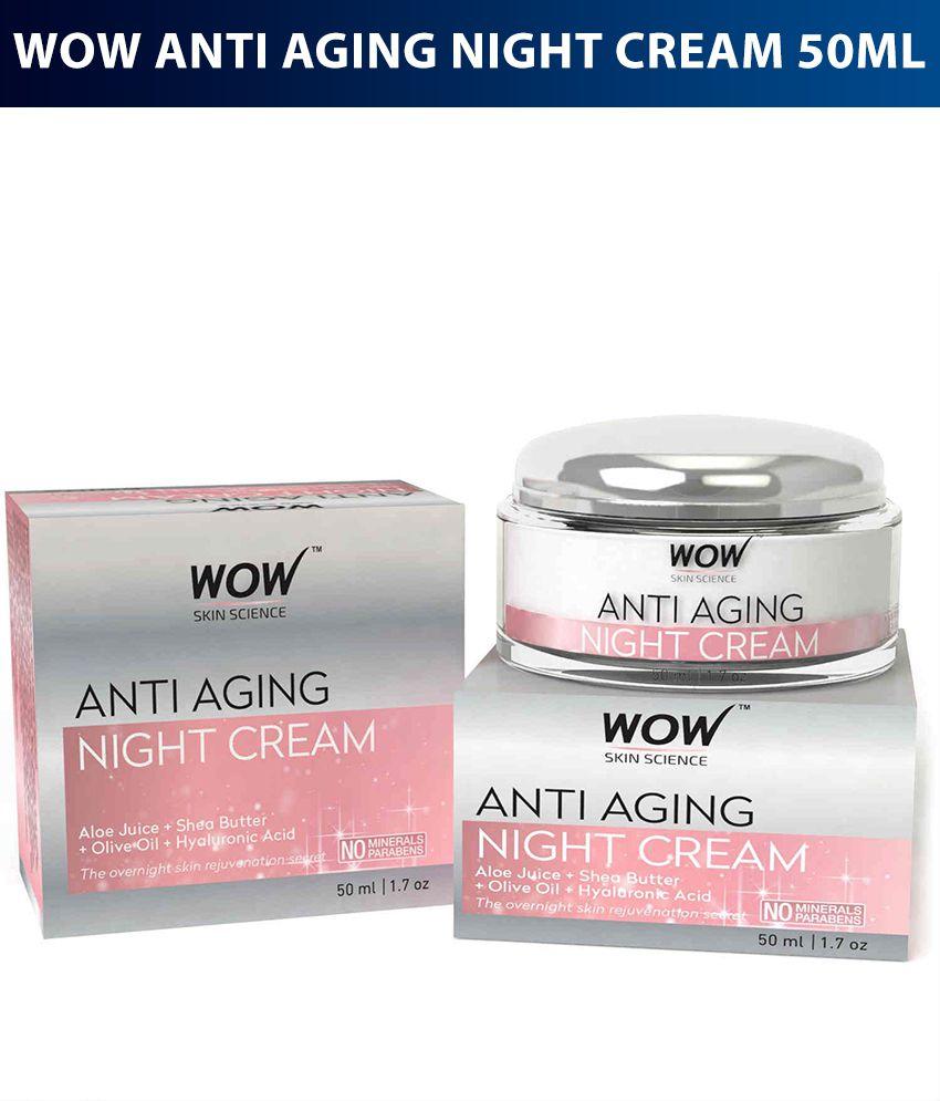 anti aging night cream