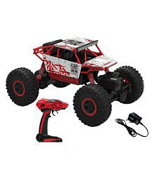 Dhawani Multicolor Rock Crawler with Remote Control