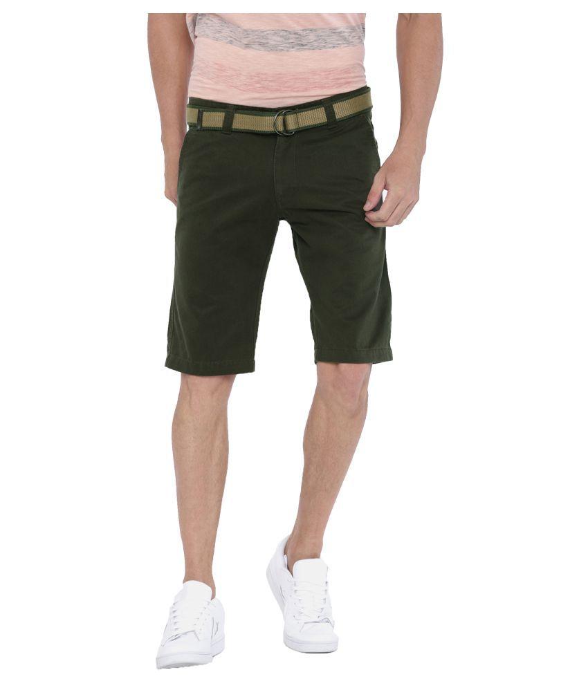 Sports 52 Wear Green Shorts