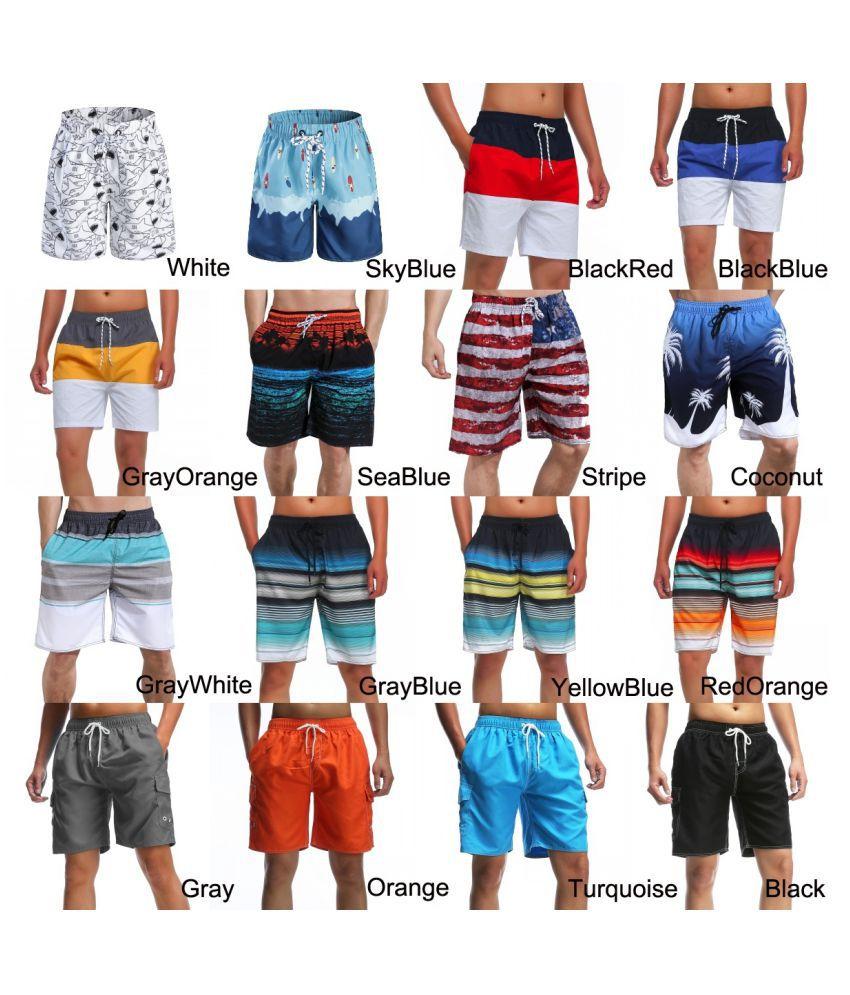 ZXG White Shorts
