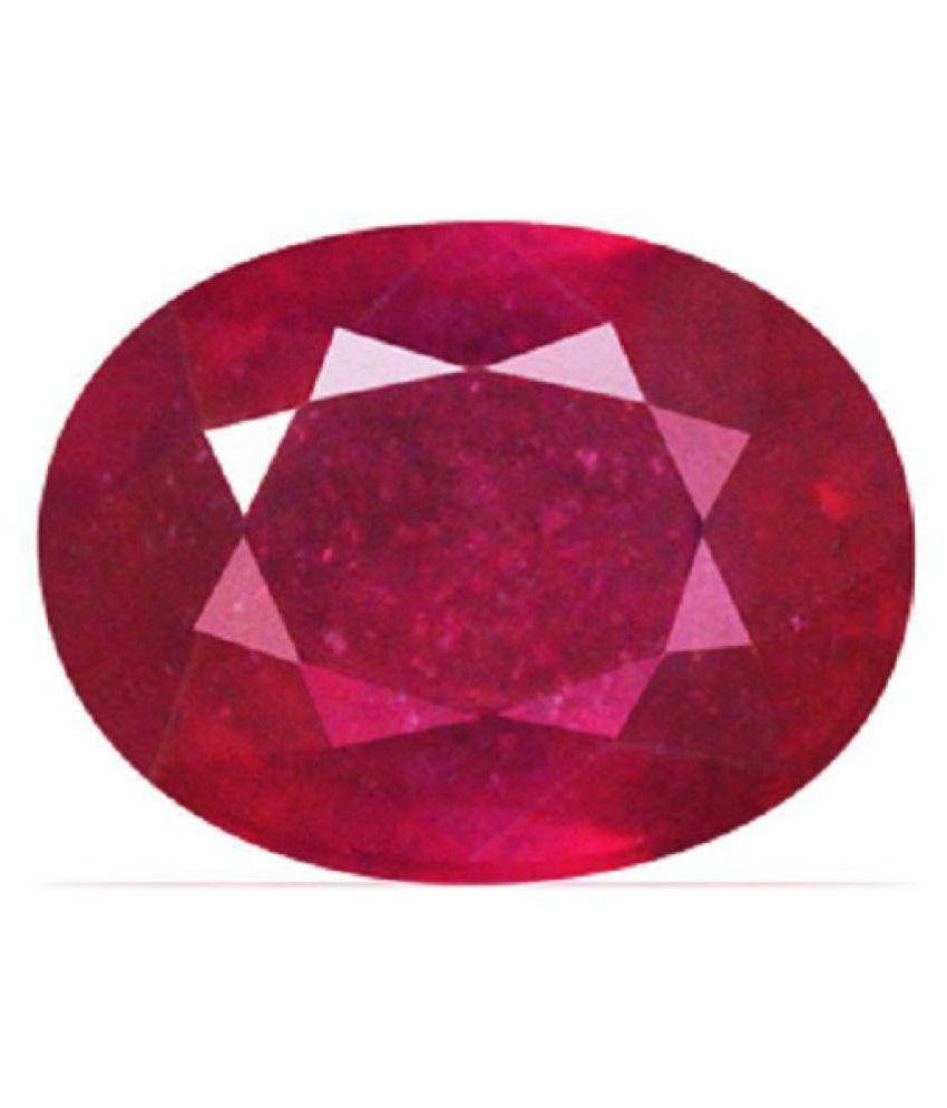 FeelTouchMart 5.75 -Ratti IGL Pink Ruby Precious Gemstone