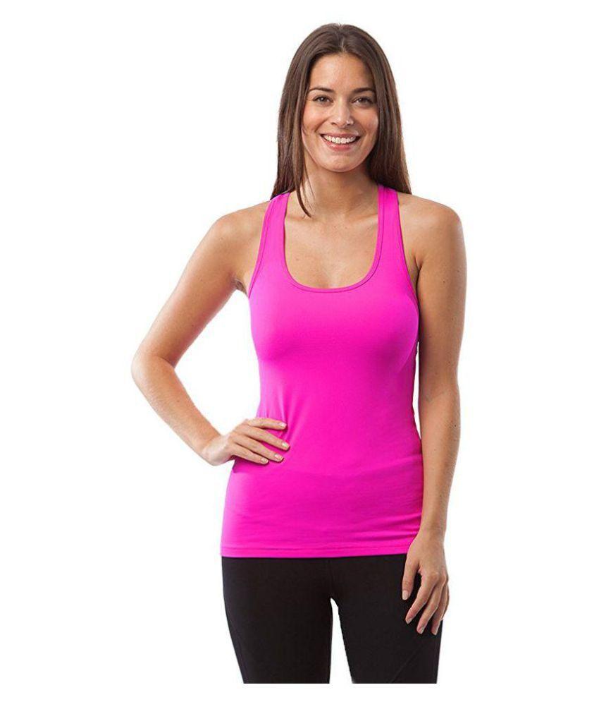 THE BLAZZE Cotton Pink Bodysuits