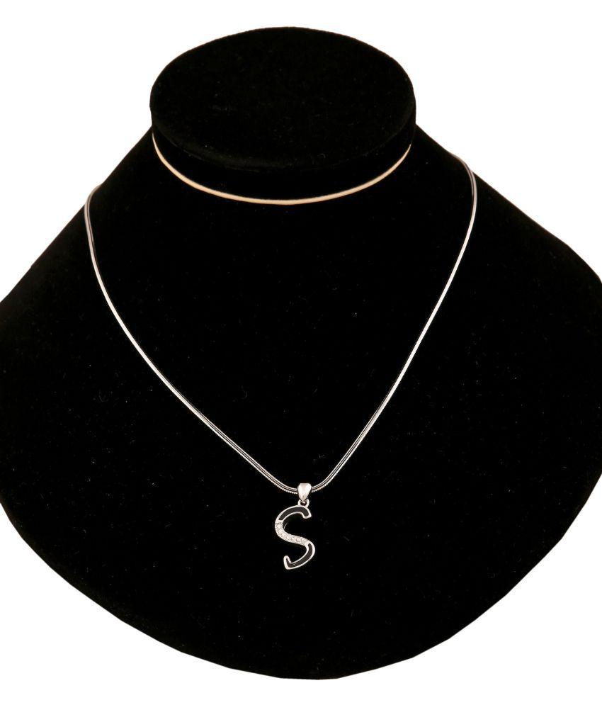 Lucky Choice 92.5 Silver Necklace