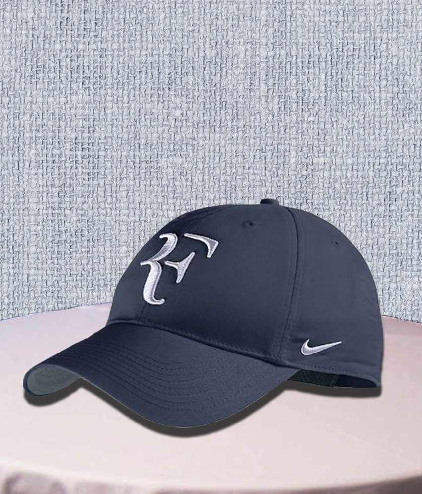 new style 2caf6 f722f FAS Black Embroidered Nike Cotton Caps FAS Black Embroidered Nike Cotton  Caps ...