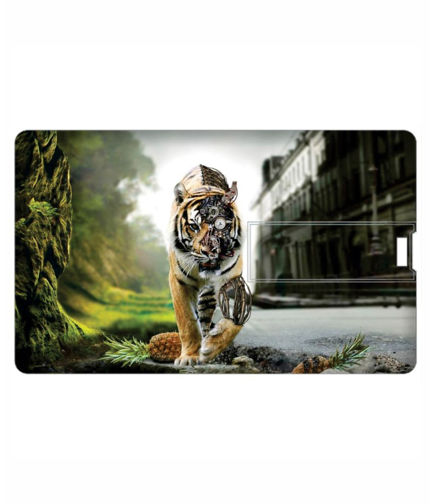 Printland 32GB USB 3.0 Fancy Pendrive Single