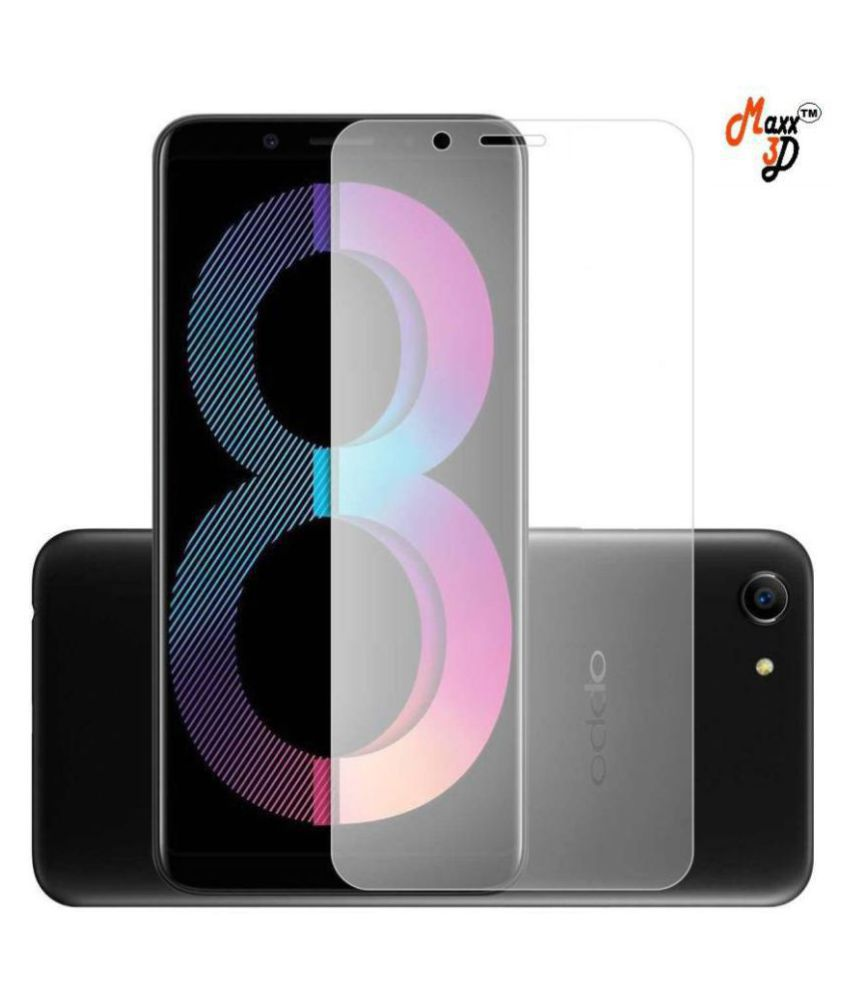 Oppo A83 Tempered Glass Screen Guard By MAXX3D