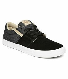 sports shoes e640d 045c4 Supra Sneakers Black Casual Shoes