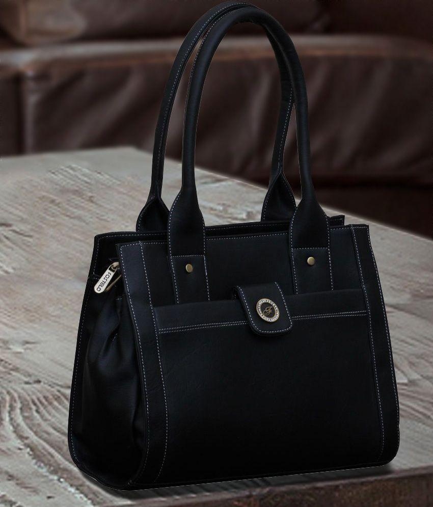 Fostelo Black Shoulder Bag - Buy Fostelo Black Shoulder Bag Online at Best  Prices in India on Snapdeal 72c6c42f12