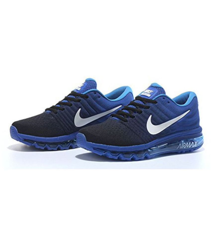 191fa06d50 Nike Airmax 2017 LTD Edition Navy Royal Multi Color Running Shoes - Buy Nike  Airmax 2017 LTD Edition Navy Royal Multi Color Running Shoes Online at Best  ...