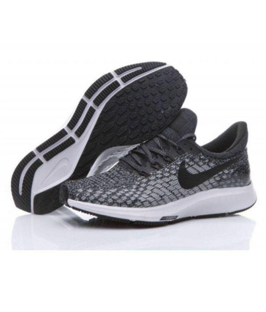 Nike Zoom pegasus 35 Black Running Shoes - Buy Nike Zoom pegasus 35 ... 5c87d65ad