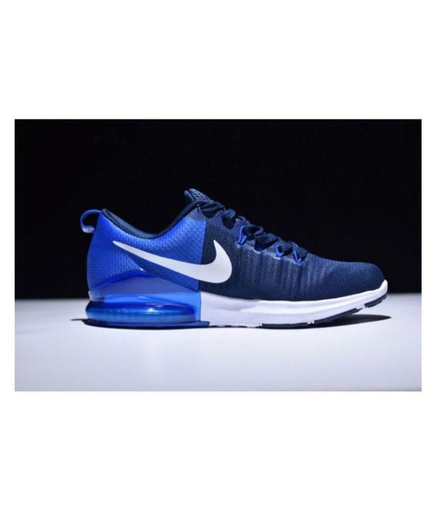 9eebccee7eee ... best price nike zoom train action blue running shoes 667f1 77402