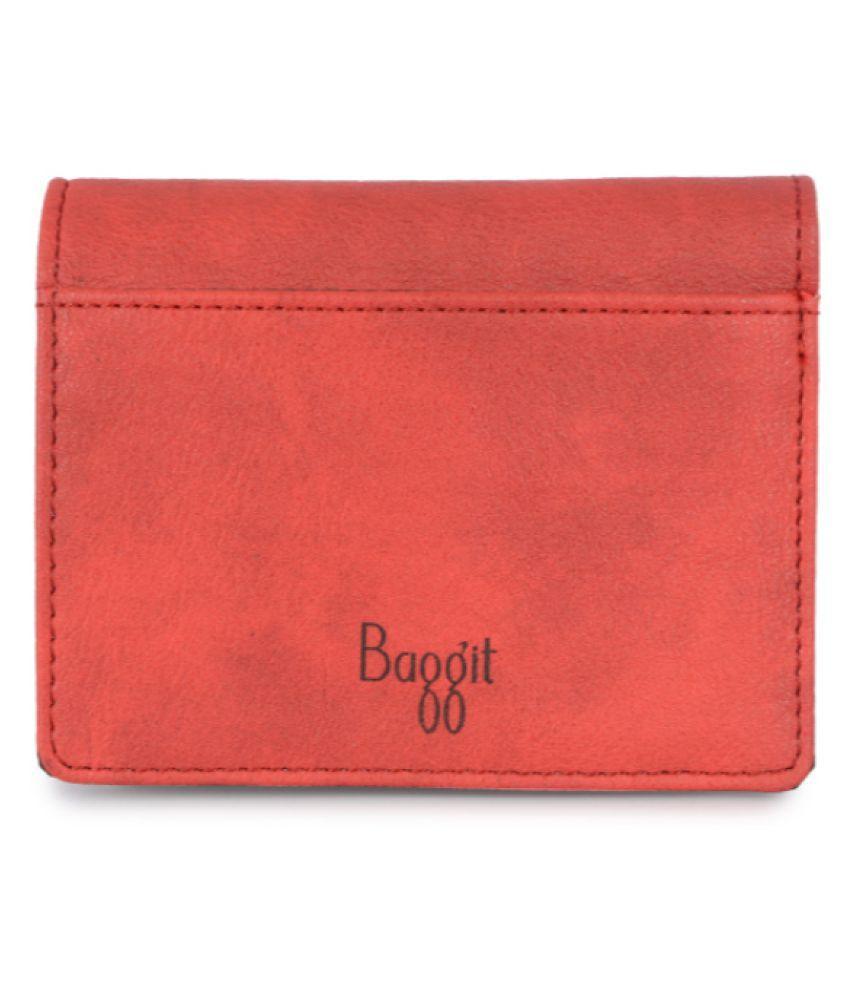 Baggit Red Wallet