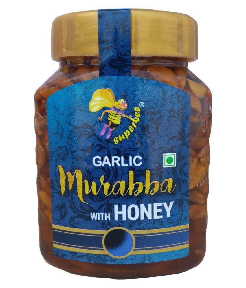 Superbee Garlic murabba with honey