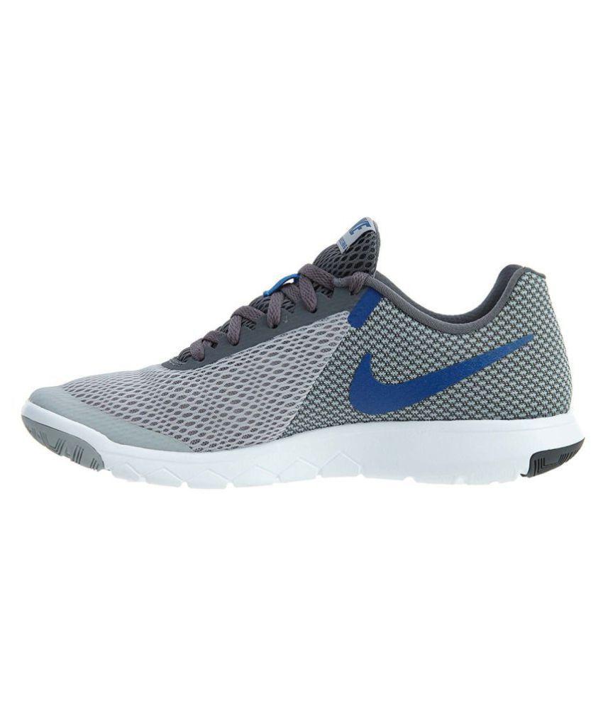 watch 51f30 354e0 ... Nike FLEX EXPERIENCE RN 6 Grey Running Shoes ...