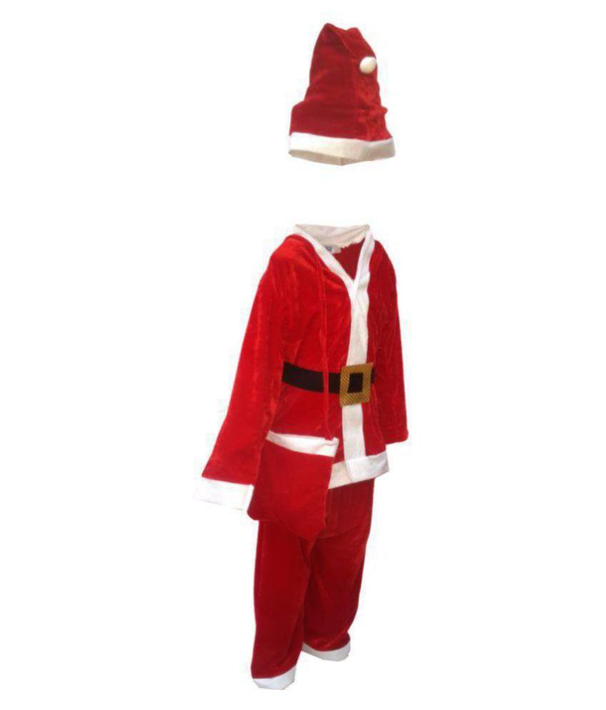 5edf3b3edce7c ... Kaku Fancy Dresses Santa Clause fancy dress for kids,Christmas day  Costume for Annual function ...