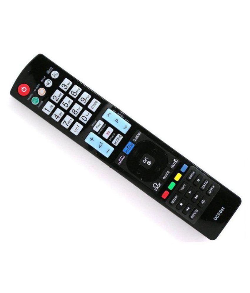 Buy LG Universal 3D Smart TV Remote Compatible with All LG Tv Online