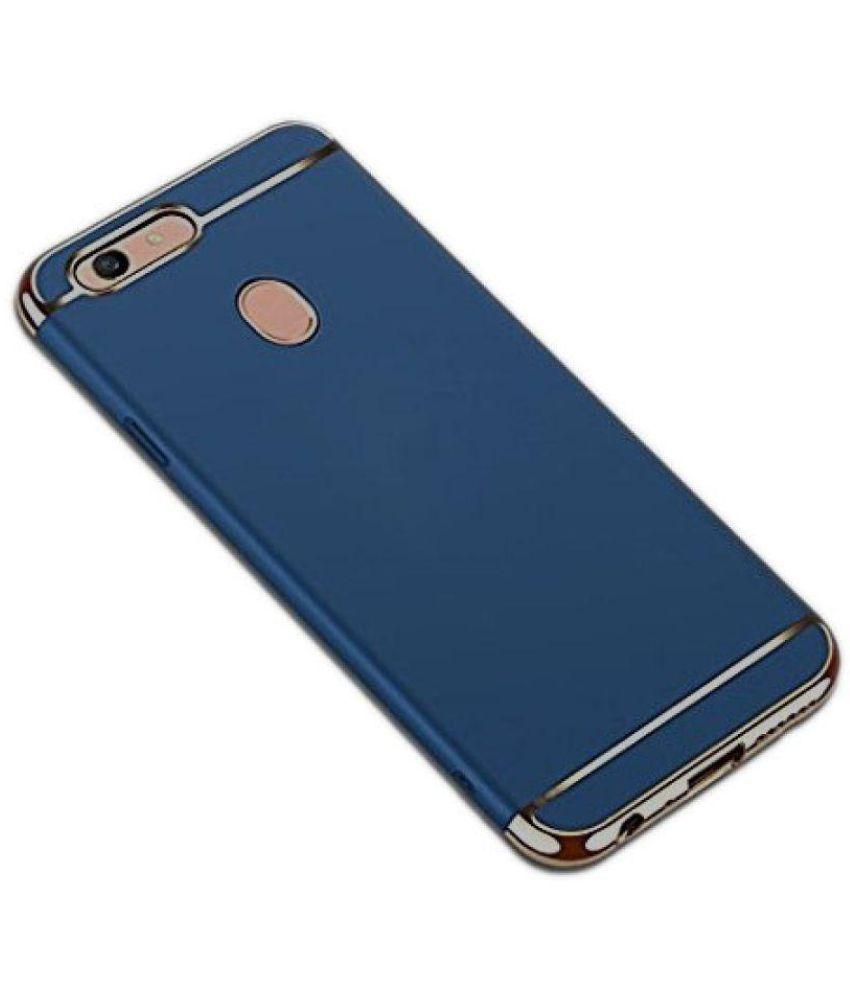 wholesale dealer c6b86 f9a41 Oppo F7 Youth Hybrid Covers JMA - Blue 3 in 1 Design 360° Anti Slip Super  Slim Case