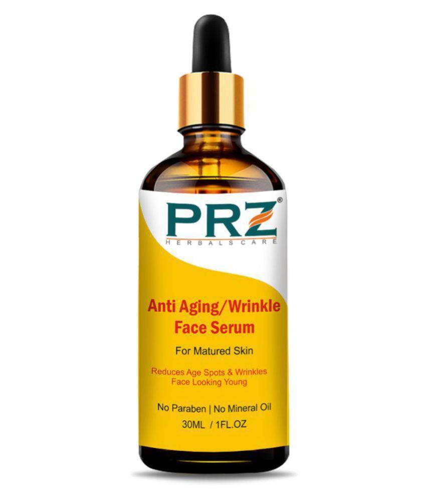 PRZ Anti Aging Wrinkle Face Serum 30 ml