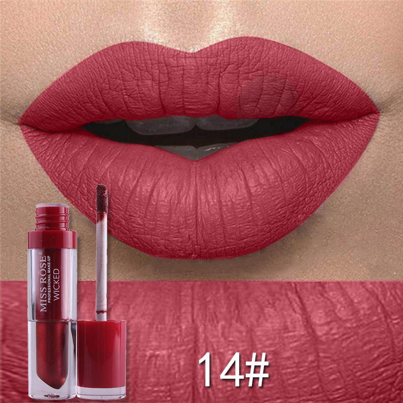 Miss Rose kachabros Miss Rose Lipstick 14 14# SPF 25