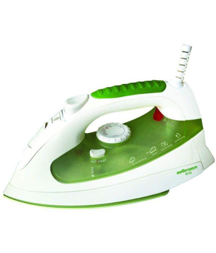 Inalsa Mellerware SI03 Steam Iron Green