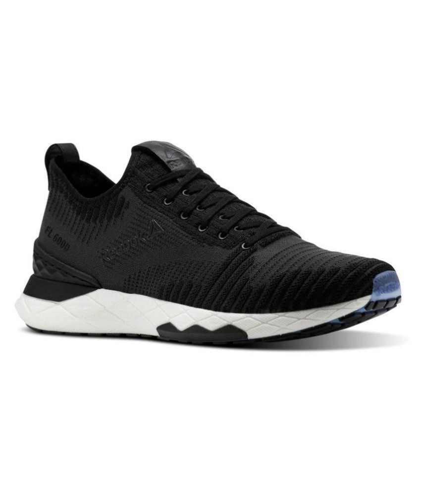 582d06f356f0a Reebok FLOATRIDE 6000 Black Running Shoes - Buy Reebok FLOATRIDE 6000 Black  Running Shoes Online at Best Prices in India on Snapdeal