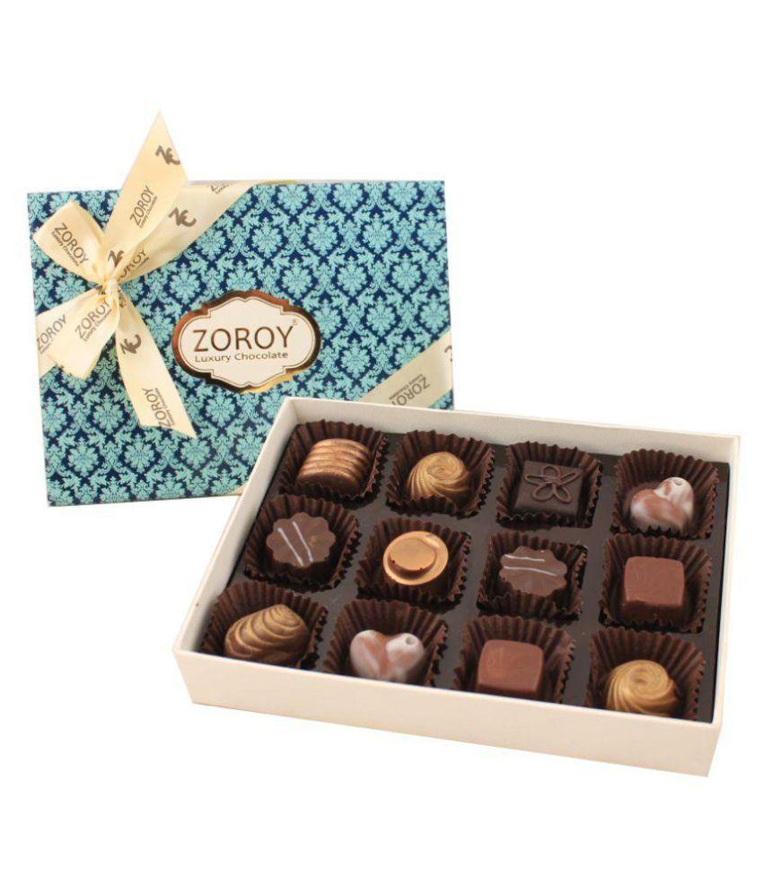 Zoroy Luxury Chocolate Boxed Designs Chocolate Box 140 gm