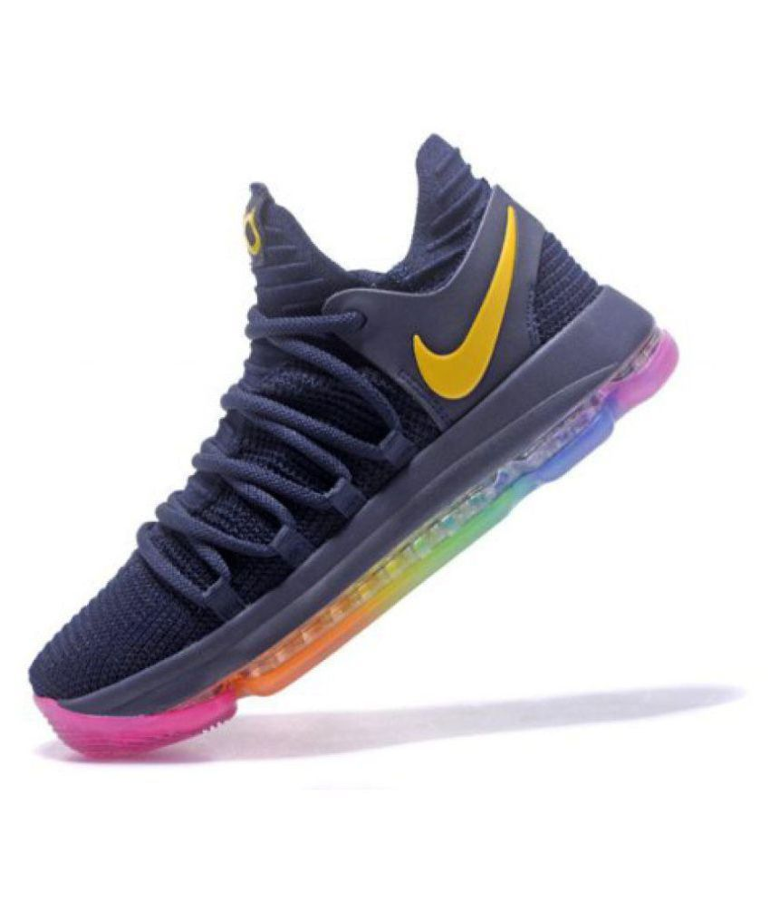 Buy Kd Shoes Edition New Basketball 10 Navy Nike CBoQthxdsr