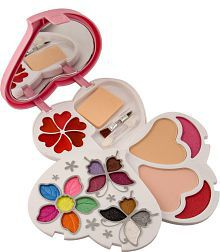 ADS Color Series 14 Eyeshadow, 2 Blusher, 2 Compact Powder,6 Lip Color Makeup Kit