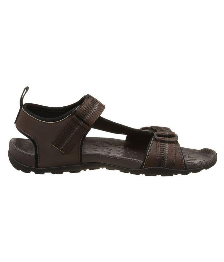 8631d025027f Adidas Galore Path M Brown Floater Sandals - Buy Adidas Galore Path ...