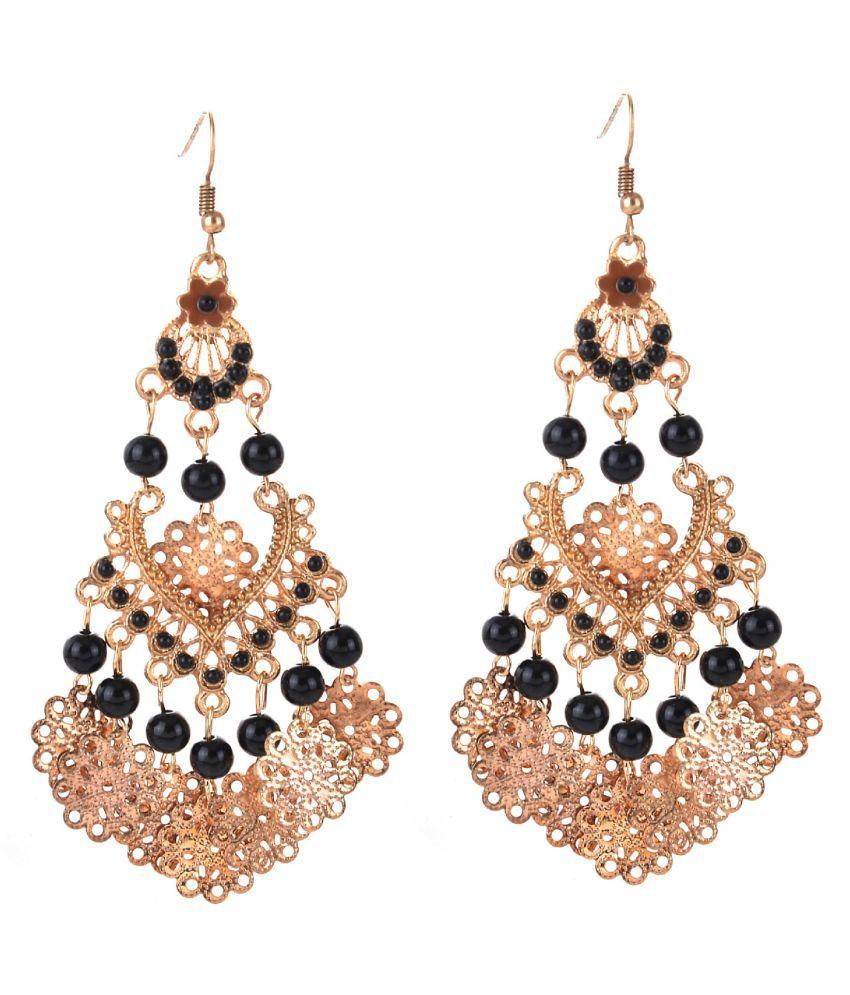Kamalife Earrings Ear Studs Womens Accessories Personality 1 Pair Fashion Jewelry Gifts Orange