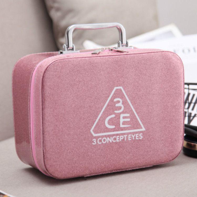 Kamalife Pink Non Leather Handheld