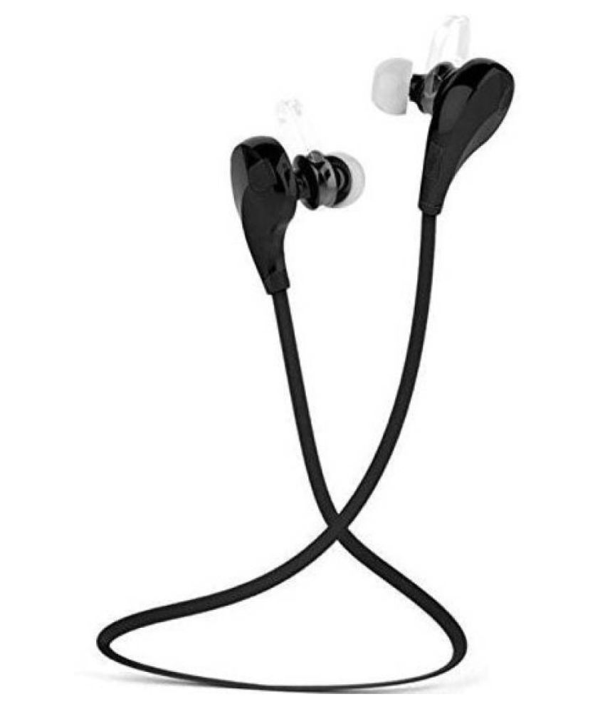 Spi All Micromax Series Supported Bluetooth Headset Black Bluetooth Headsets Online At Low Prices Snapdeal India