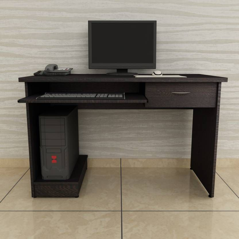 Trend Engineered Wood Furniture Office Table Study Table Computer
