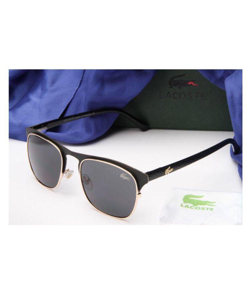 Clubmaster SunglassesL142 Sunglss Black Sunglss Lacoste Lacoste l1c3JTuFK