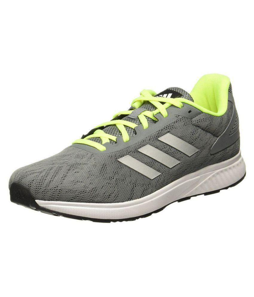 Adidas Kalus M Gray Running Shoes - Buy