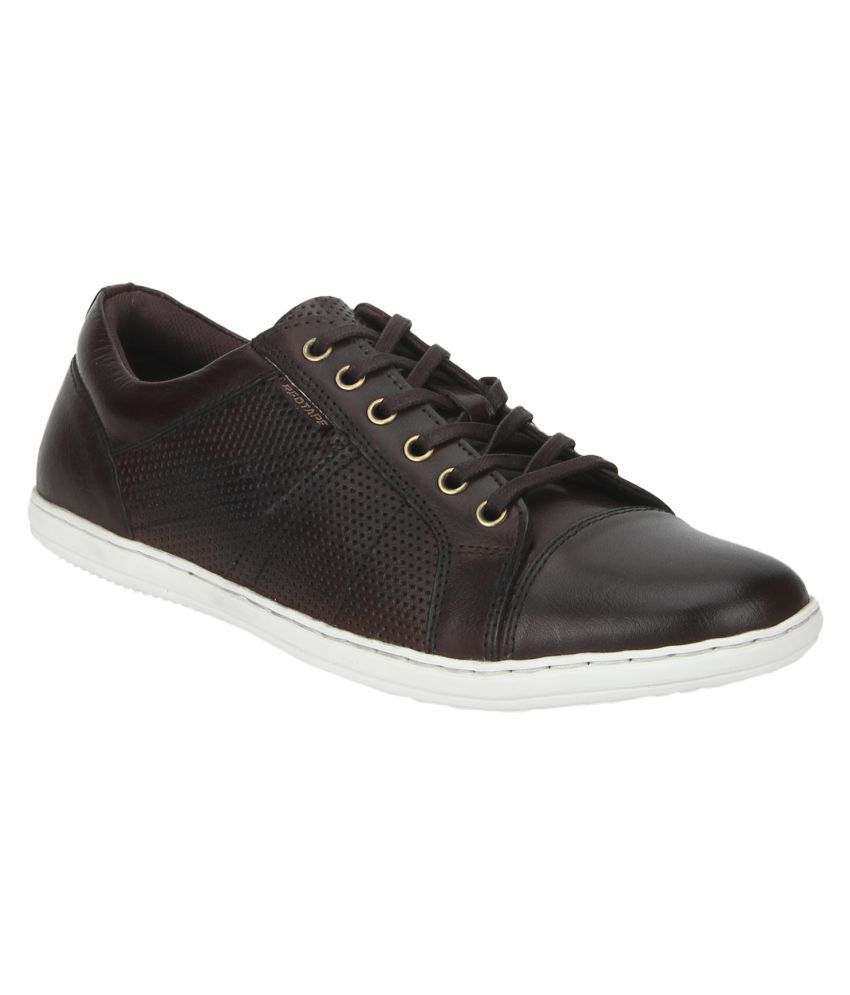 3cebe1b6e40 Red Tape Men Sneakers Brown Casual Shoes - Buy Red Tape Men Sneakers Brown  Casual Shoes Online at Best Prices in India on Snapdeal