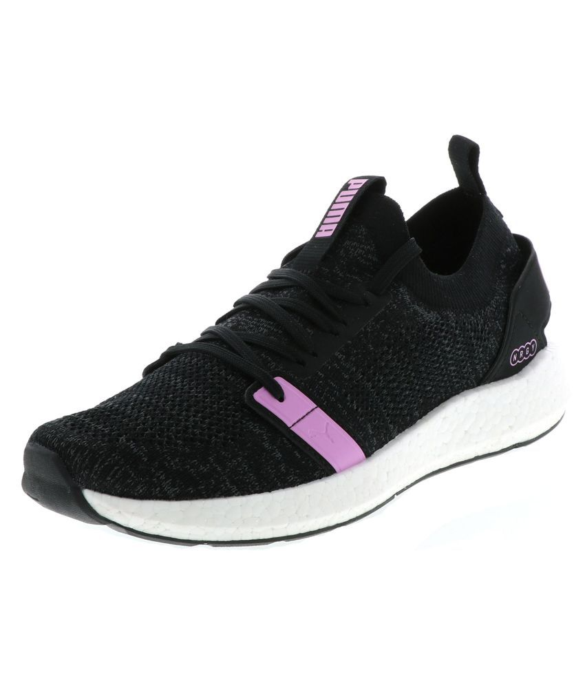 016a065f815a Puma NRGY Neko Engineer Knit Wns Running Shoes Black  Buy Online at ...